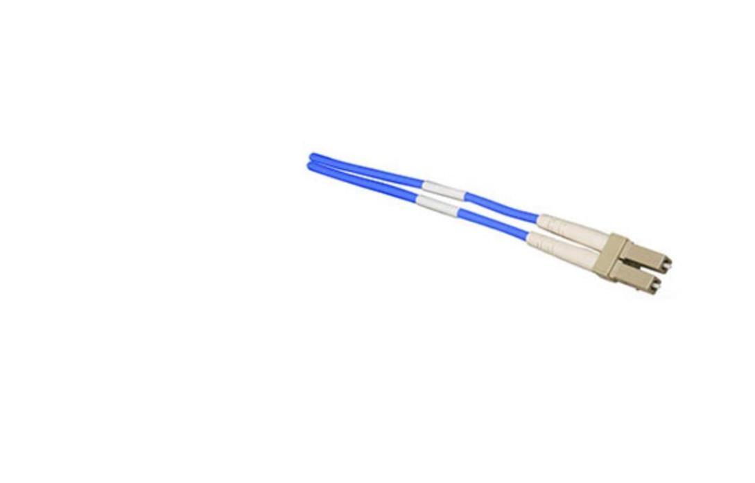 Allen Tel LC-LC Duplex MM 3meter patchcord GBLC2-D3-03 BLUE