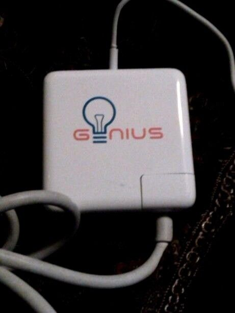 Genius A-1424  Replacement 85W Charger For Apple