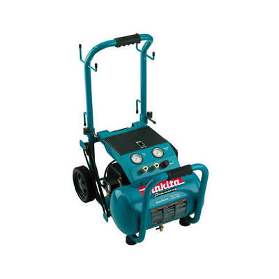 Makita 5.2 Gallon Wheeled Dolly-Style Air Compressor MAC5200 New
