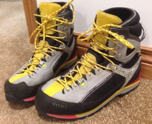Salewa MS Raven Combi GTX Mountaineering Boots Men's 9, 27, 42