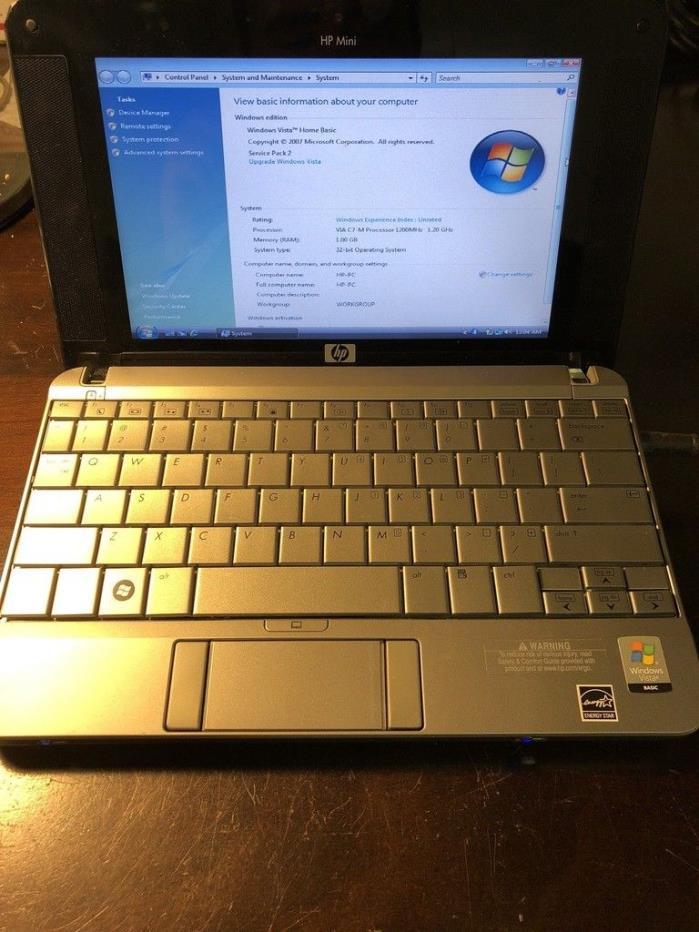 HP MINI 2133 8.9