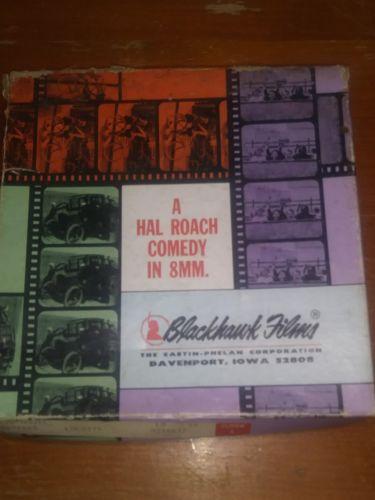 Vintage Little Rascals 8mm Movie - Crazy House 2 Reels hal roach blackhawk films