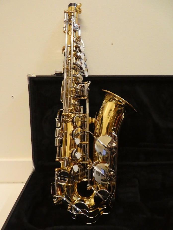 Yamaha Alto Saxophone For Sale Ebay