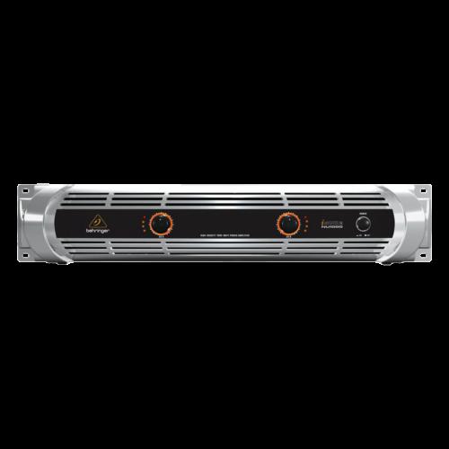 Behringer NU1000 iNuke Ultra-Lightweight, High-Density 1000-Watt Power Amplifier