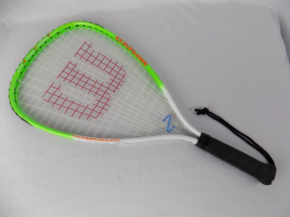 Wilson Racquetball Racquet Zombie Hyper Alloy 3 7/8