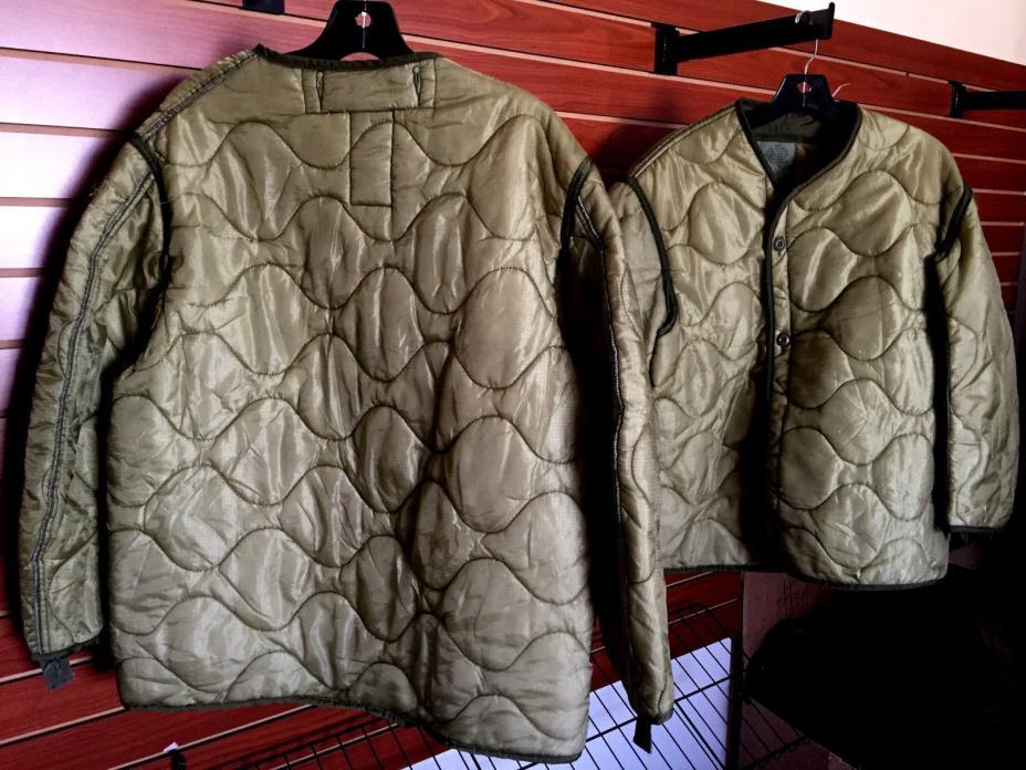 Cold Weather Men's Field Coat Liner Medium