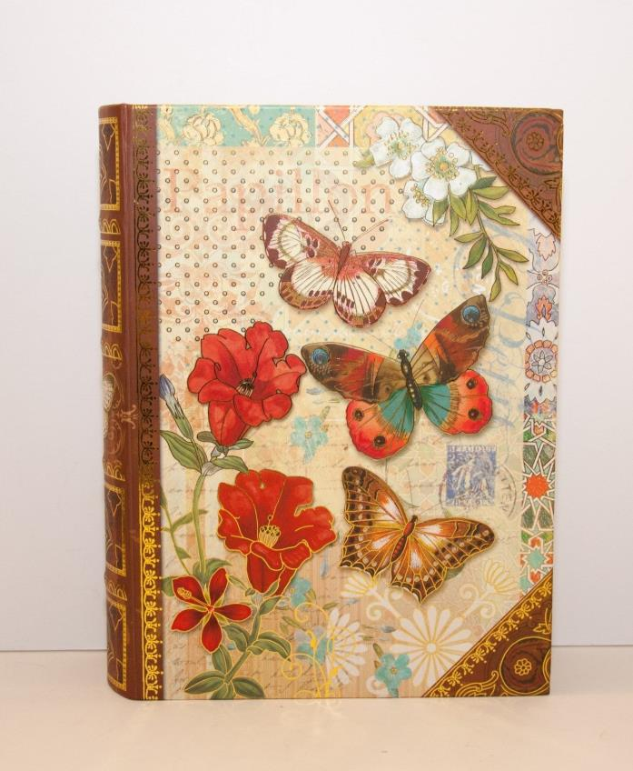 Punch Studio Decorative Keepsake Butterfly Box (NWT)