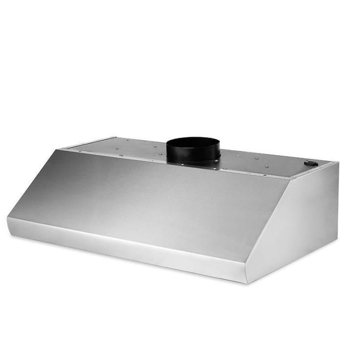 HRH4805U & Trim Kit 1200 cfm range hood 48'' Thor Kitchen Under Cabinet