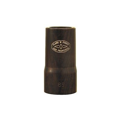 Clark W Fobes Hardwood Clarinet Barrels Bb Clarinet - 65 mm
