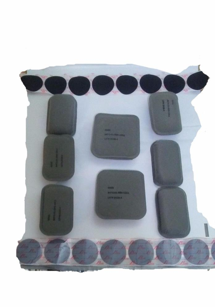 ARMY USGI Zorbium Helmet Pad Set NEW Replacement Helmet Pad Kit ACH LWH ZORBIUM