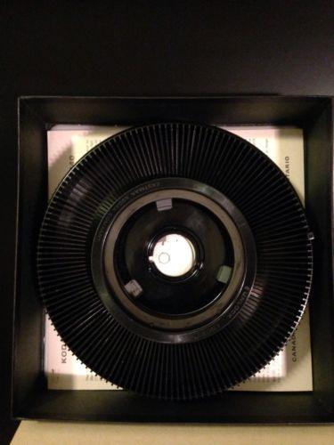 Kodak Carousel 140 Slide Tray
