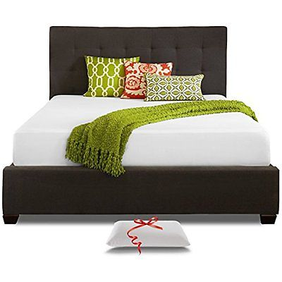 Live And Sleep - Resort Classic, Queen Size 10 Inch Cooling Medium Firm Memory