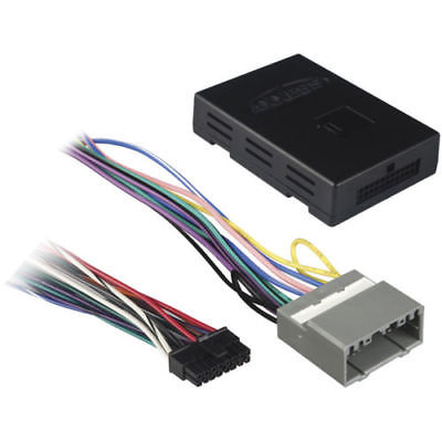 Axxess CHTO-02 Amplified Data Interface for Select 2002-2008 Chrysler/Dodge