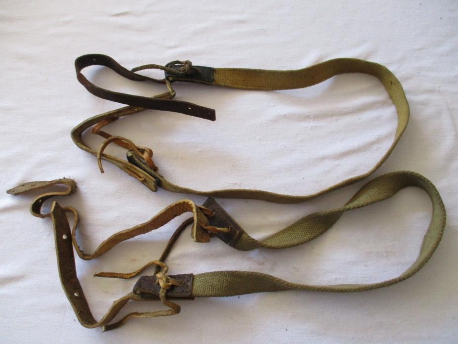 1 Russian Mosin Nagant M44 ppsh pps Carbine Sling WW2 world war two