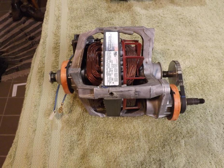 Whirlpool Dryer Motor W10396034 WPW10396034 W10139766