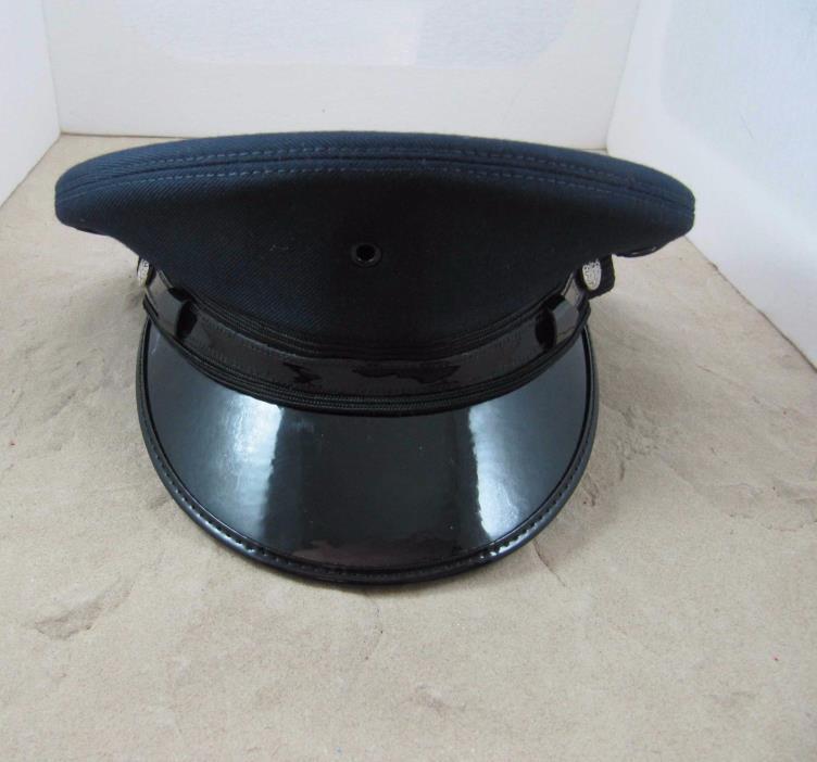 Lancaster, Uniform Round Hat M - Police Fireman Cadet Driver Military