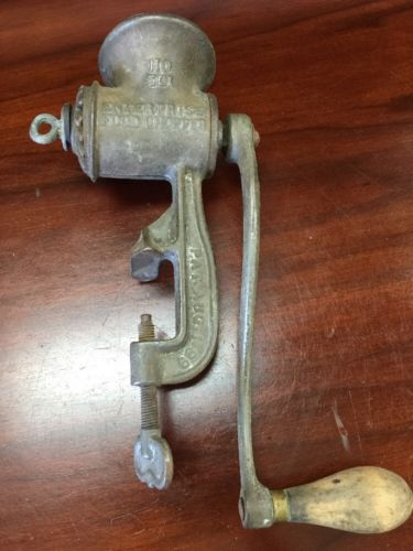 Vintage 501 ENTERPRISE FOOD CHOPPER / Meat Grinder