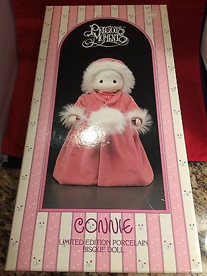 Precious Moments Connie Porcelain Bisque Doll