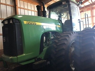 2000 John Deere 9200 Tractors