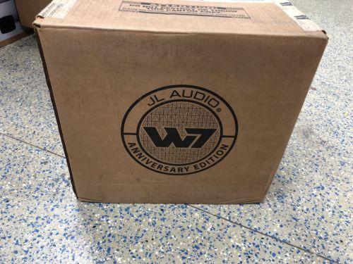 JL Audio 10W7AE-3 Brand New