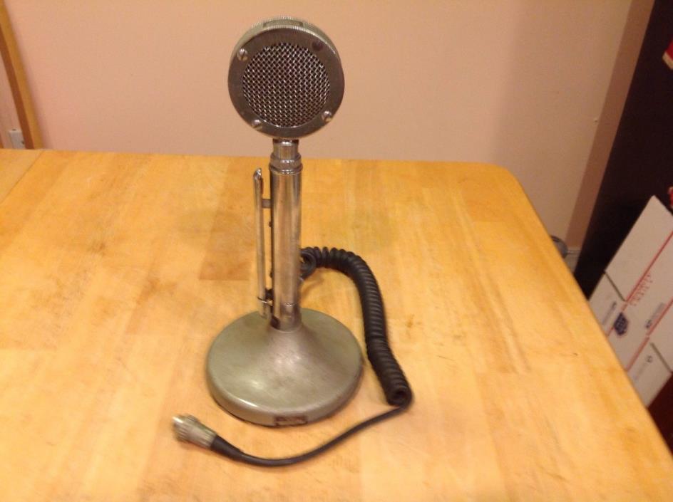 Astatic D104 Microphone 5 PIN
