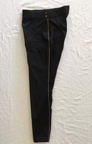 Ariat Womens size 28L Equestrian Breeches Riding Pants Black