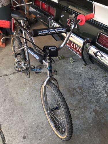 1984 diamondback Formula 1 Bmx Vintage Bike Restored All og Parts