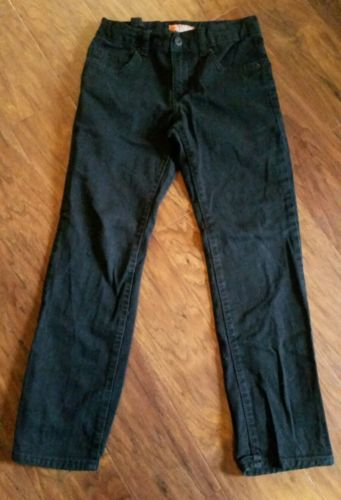 Boys Old Navy Skinny Jeans- 8 Reg. - Black