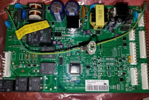 Genuine OEM WR55X10775 GE Board Assembly Main Control