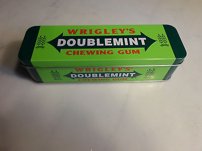 Wrigley's Doublemint Heritage Tin Gift Box b