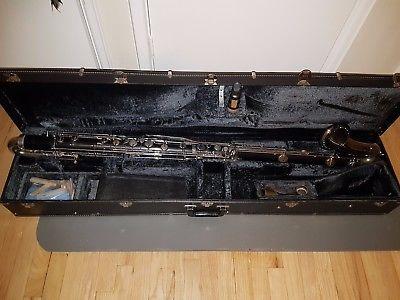 Vito Contra Alto/ Eb Contrabass Clarinet