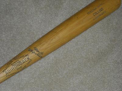 Joe Collins Game Used Bat New York Yankees