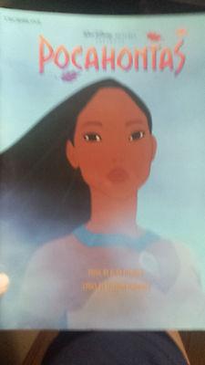 Pocahontas for Trombone – -NEW