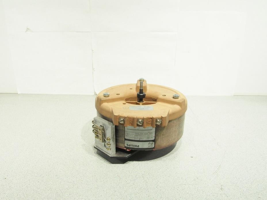 Philips Variable Transformer Type 2422 530 160407 0-220V 15A 3.3KVA