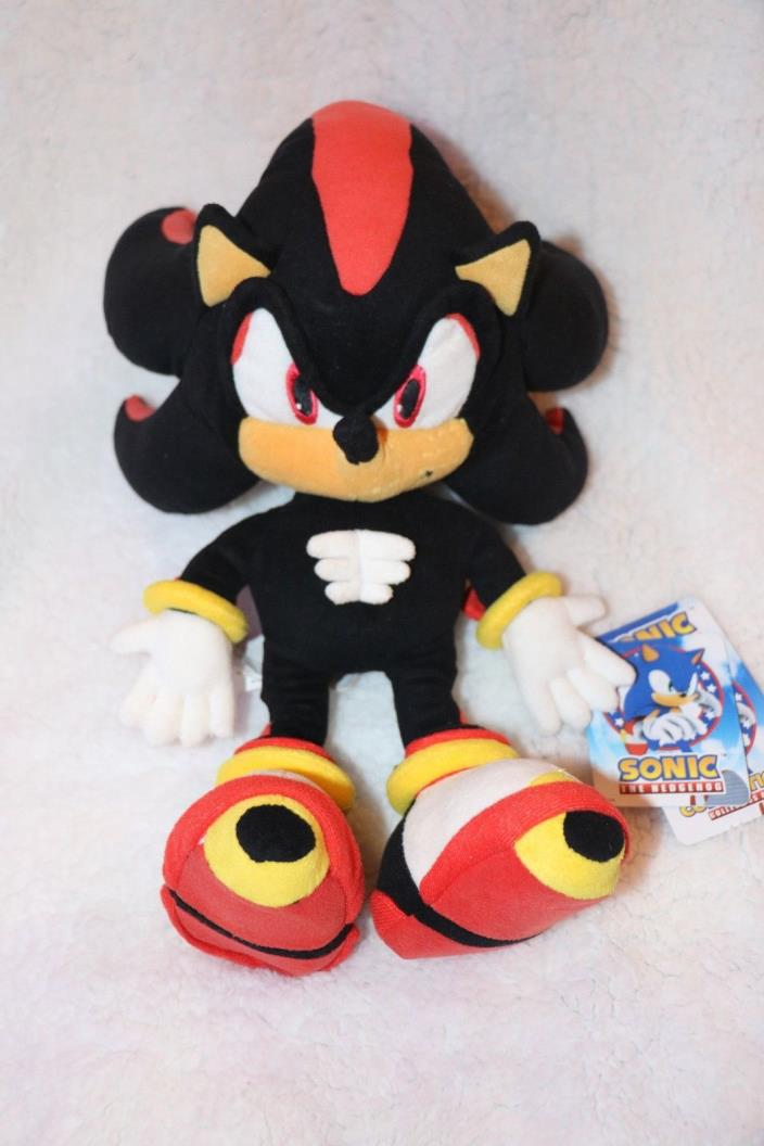 Sega Prize Shadow the Hedgehog Plush NEW