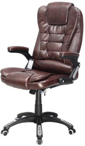Vibrating Ergonomic Massage Chair