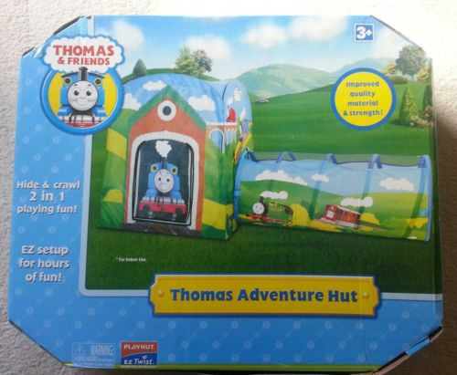 Thomas & Friends Adventure Hut - Playhouse and Tunnel