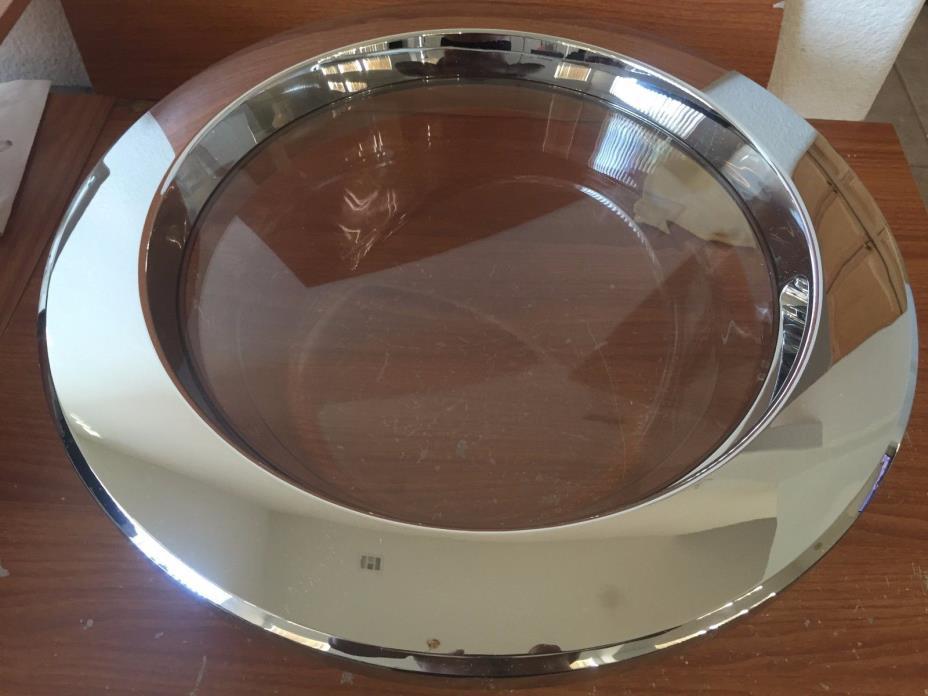 Genuine LG Front Load Washer Complete Door Assembly 3581ER1008N 3212ER0005A