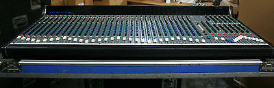 SoundTracs M-Series VIntage Monitor Mixing Console with Road Case