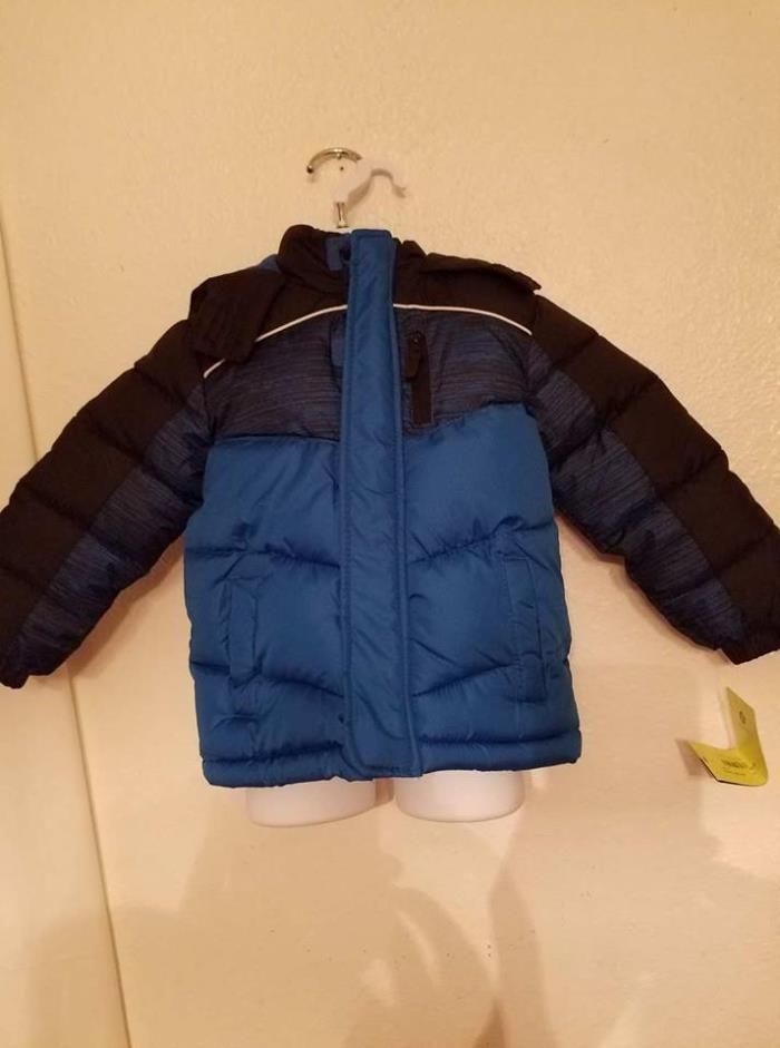 XERSION'S BOY'S PUFFER JACKET/COAT NWT SIZE