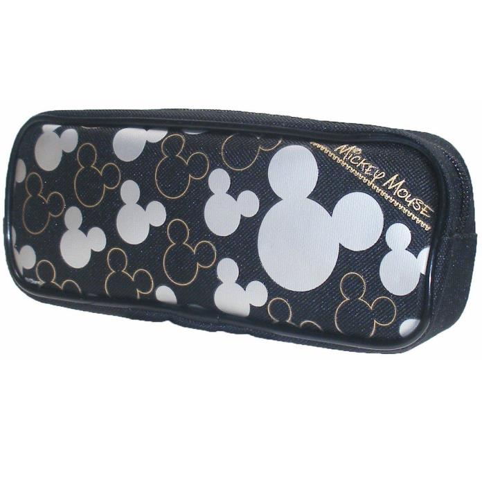 Party Favors Disney Mickey Mouse Kids Sliver Pencil Case Zippered