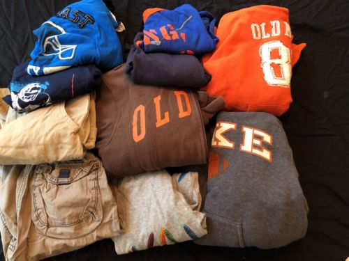 Boys Size 10-12 Clothes outfit LOT *FREE SHIPPING* 10 Pieces