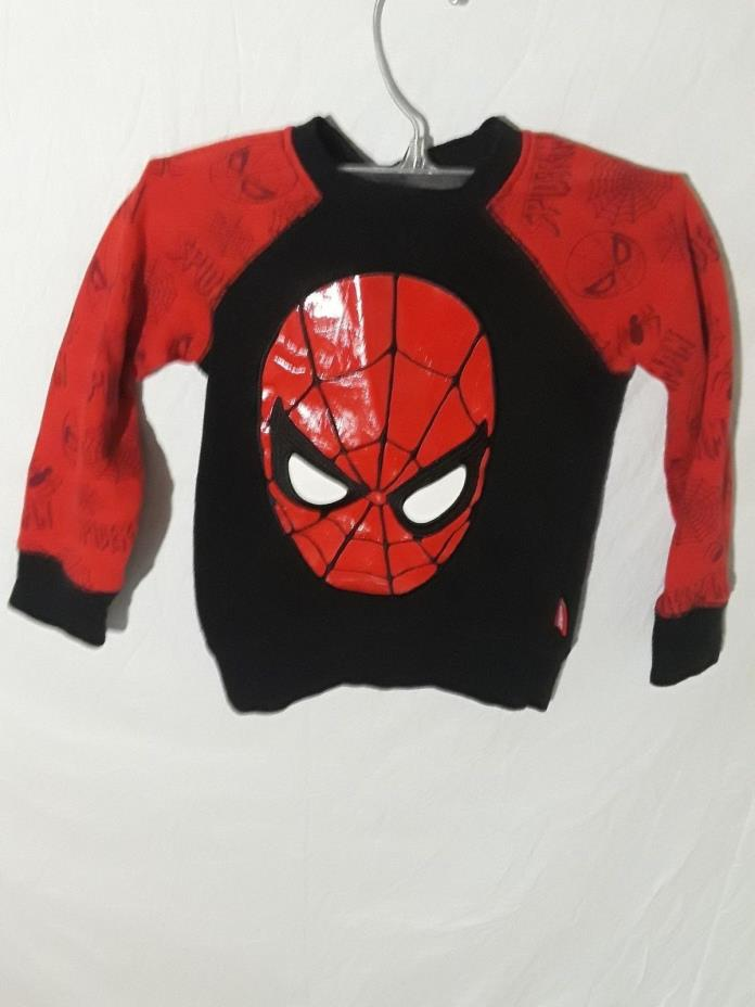Kids Spider-man shirt Outfit, Disney Store size 4