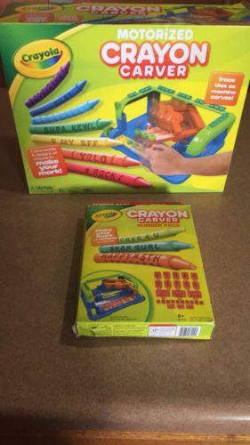 Crayola Crayon Carver