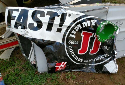2017 Kevin Harvick Nascar race used sheet metal Martinsville Spring