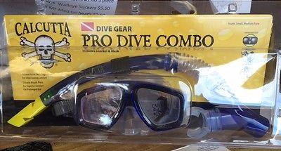 Snorkel/Mask Combo
