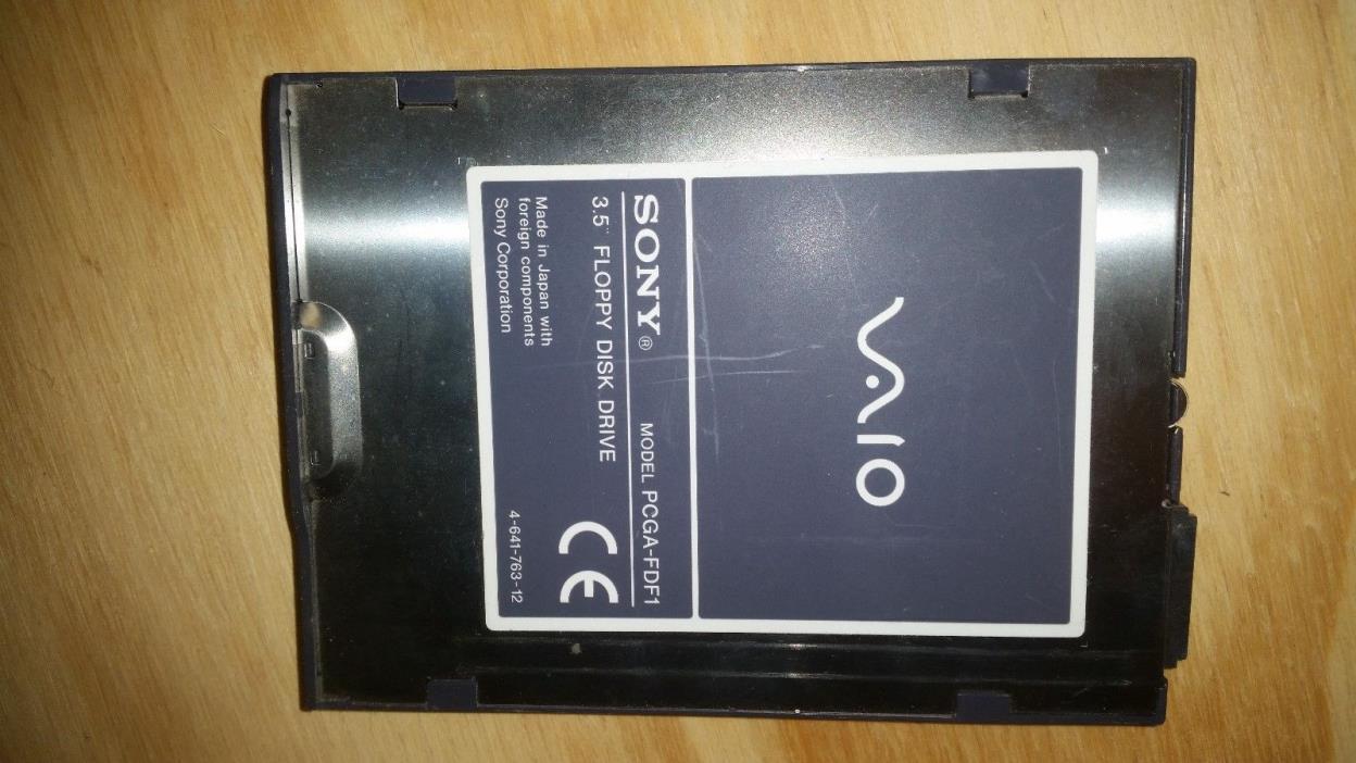 Sony Vaio PCGA-FDF1 F & FX Series Laptop Floppy Drive