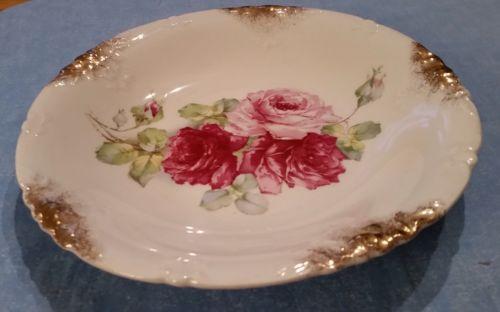 Vintage Wheeling Pottery La Belle China Bowl