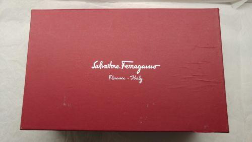 Salvatore Ferragamo Empty Storage Shoe Gift Box Size 13.5