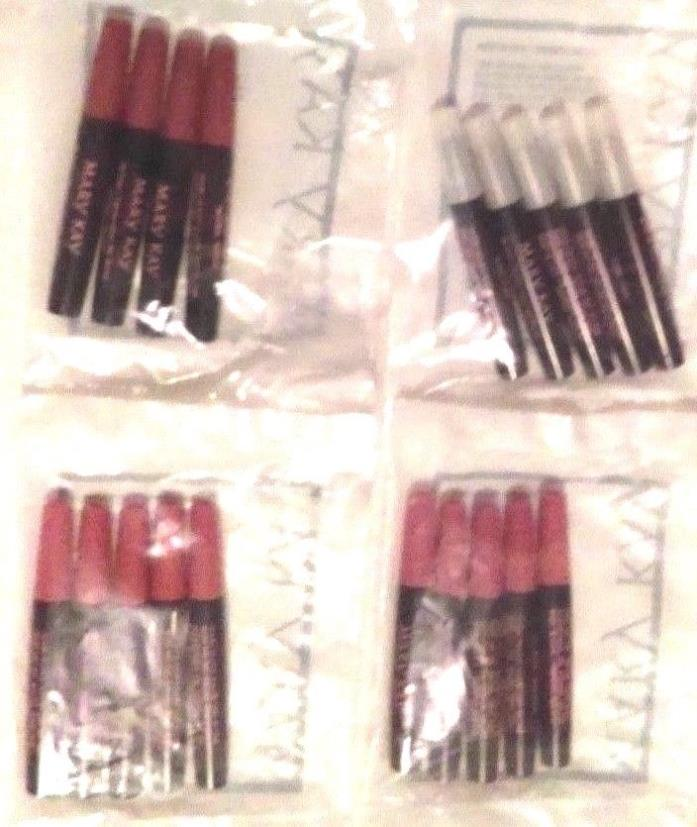 Mary Kay Lip Liner Sample Travel Clutch Crossbody Size - NEW - Choose Color